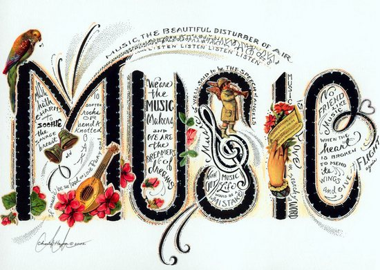 Music is ...