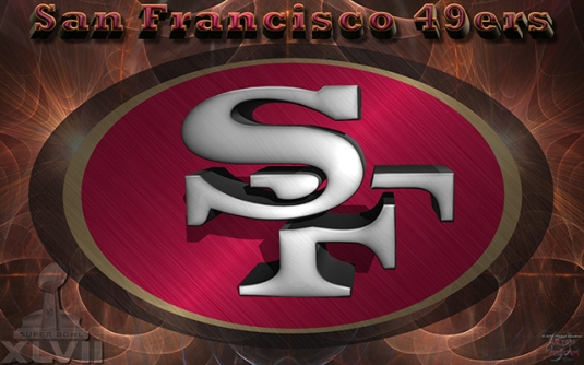 San Francisco 49ers Super Bowl wallpaper Thumbnail Large