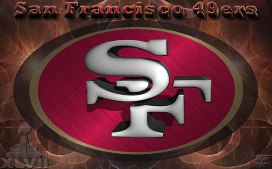 San Francisco 49ers Super Bowl wallpaper Thumbnail Large