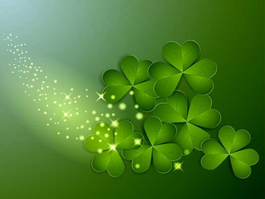 St-Patricks_Day_-Clover_-Wallpaper