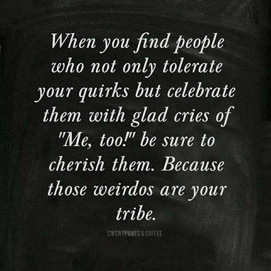 your tribe