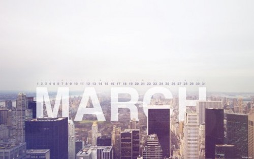 March-HD-Wallpaper-500x313