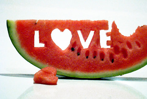 love-watermelon