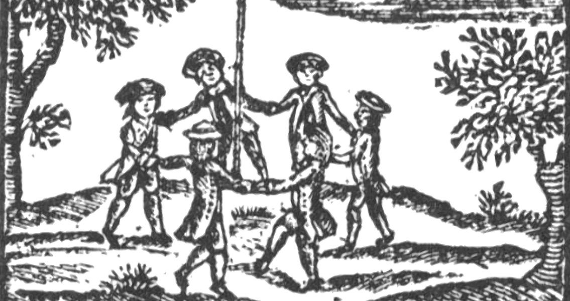 Dancing-around-the-Maypole
