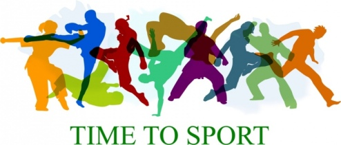 sports_banner_colorful_silhouette_design_martial_arts_icons_6830872